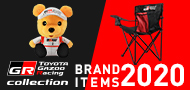 TOYOTA GAZOO Racing BRAND ITEMS