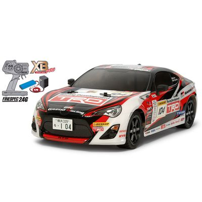 1/10RC XB GAZOO Racing TRD 86 (TT-02シャーシ)