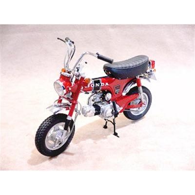 Gazoo dax honda st50 1969 1 10 for Garage toyota dax