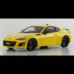 SUBARU BRZ GT Yellow Edition(1/18)