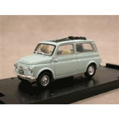 FIAT 500 MINI VAN OPEN(1/43)