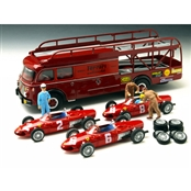 FERRARI TRANSPORTER SET 1961(1/43)