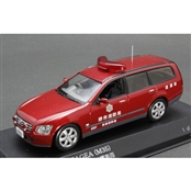 NISSAN STAGEA(M35) FIRE COMMAND CAR 2002(1/43)
