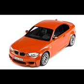 BMW M1 COUPE(E82)(1/18)