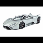 SHELBY SUPERCARS TUATARA(1/18)