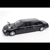CADILLAC DEVILLE PRESIDENTIAL LIMOUSINE 2001(1/24)