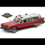 CADILLAC AMBULANCE 1959(1/18)