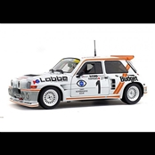 RENAULT MAXI 5 TURBO #1 1986(1/18)