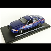 FORD CROWN VICTORIA POLICE INTERCEPTOR 2001(1/43)