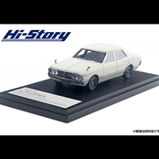 NISSAN LAUREL 2000SGX 1974(1/43)