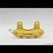 BRAKE CALIPER NAME CARD HOLDER(YELLOW)