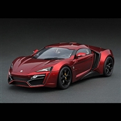W MOTORS LYKAN HYPERSPORT(1/18)
