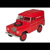 LAND ROVER SERIES IIA SWB(1/43)