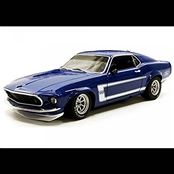 FORD MUSTANG BOSS 302 1969(1/18)