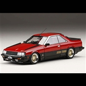 NISSAN SKYLINE HARDTOP 2000 RS−TURBO(KDR30)(1/43)