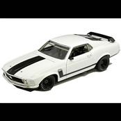 FORD MUSTANG BOSS 302 1970(1/18)