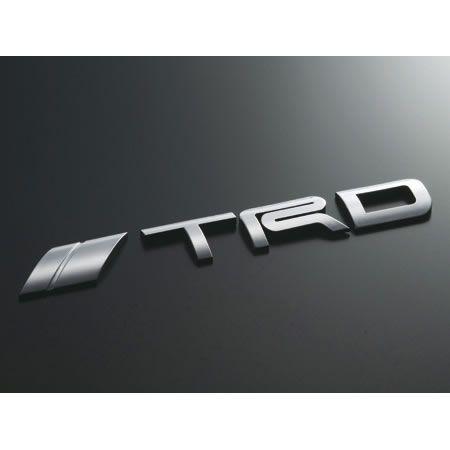 TRDエンブレム(ロゴタイプ) GAZOOショッピング TRDエンブレム(ロゴタイプ)