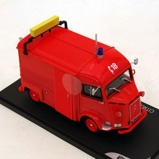 CITROEN HY VAN FIRE ENGINE(1/43)