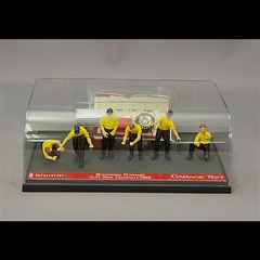 SCUDERIA FERRARI 1982 GARAGE SET(1/43)