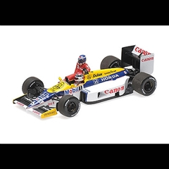 WILLIAMS HONDA FW11 #6 1986(1/43)