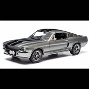 FORD MUSTANG GT FASTBACK 1968(1/18)