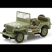 WILLYS JEEP(1/43)